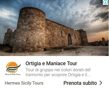 Tour GM Castello Maniace