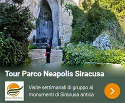 Visita di gruppo al Parco archeologico della Neapolis di Siracusa