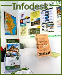 Infopoint Guide Hermes Sicily - Siracusa