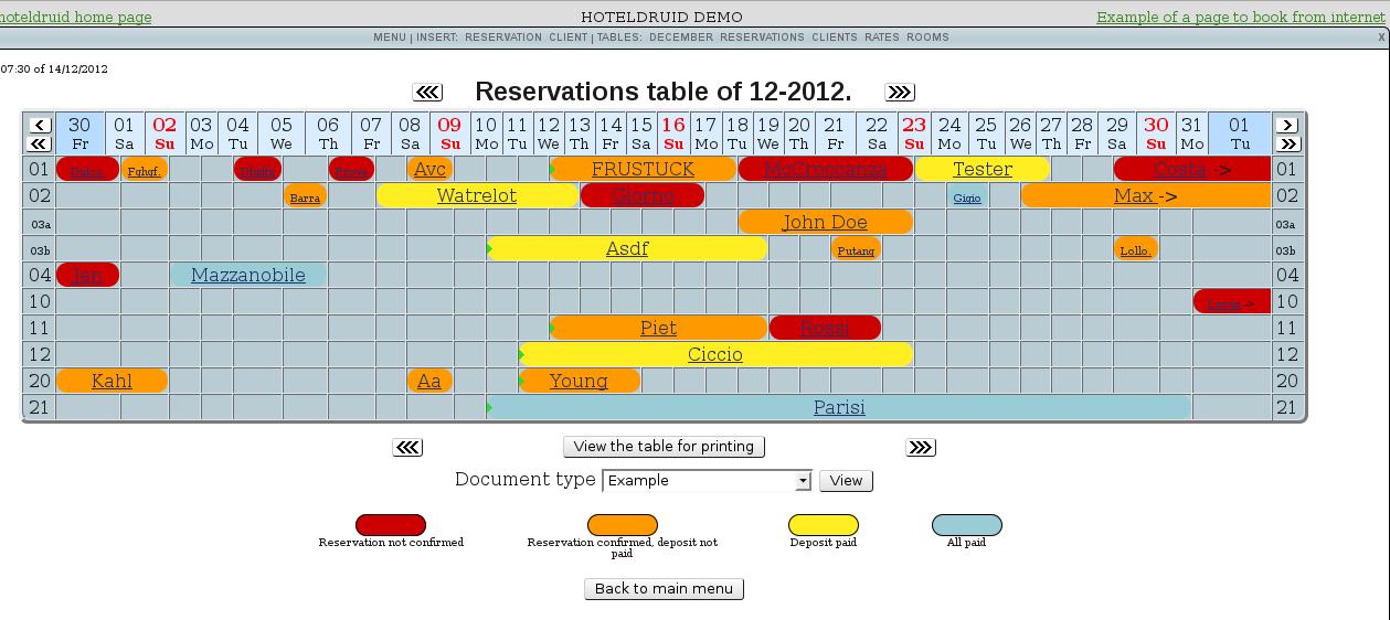 Calendario Prenotazioni Alberghiere.Hoteldruid Un Booking Engine Open Source Hermes Sicily Blog