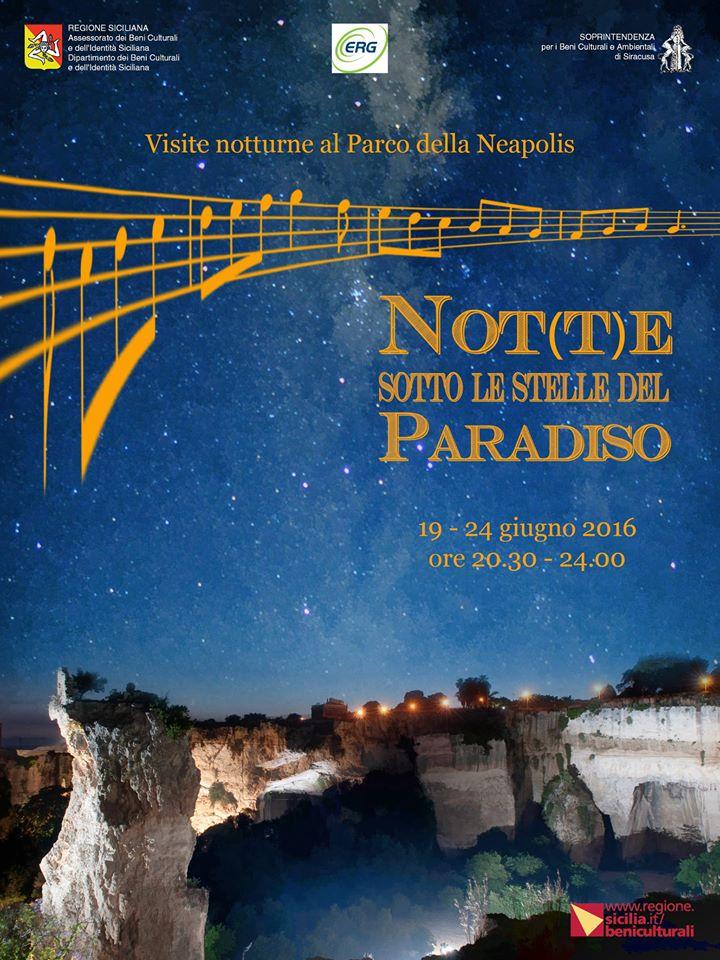 Aperture serali al parco archeologico di Siracusa - Visite guidate ...