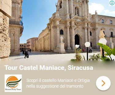 Tour di gruppo Ortigia e Castello Maniace