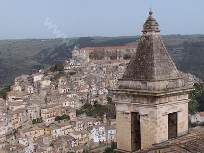 Veduta di Ragusa Ibla