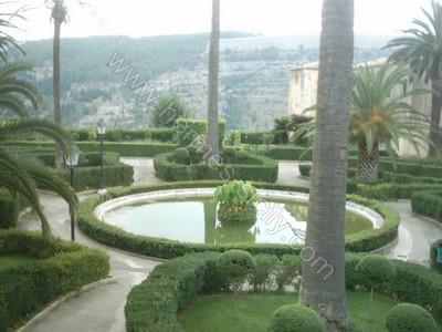 Veduta dei Giardini Iblei