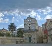 Siracusa, veduta della chiesa di Santa Lucia alla Badia