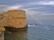 Lungomare di Ortigia: fortificazioni spagnole