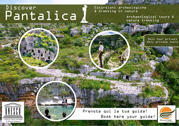 Visita Pantalica con le guide Hermes Sicily