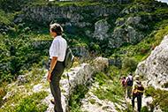 Pantalica trekking experience