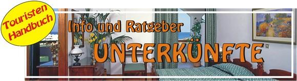 Unterkünfte: Info und Ratgeber über Hotels in Syrakus un Ragusa