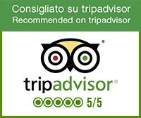 Consigliato da Tripadvisor