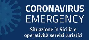 Corona virus information Sicily