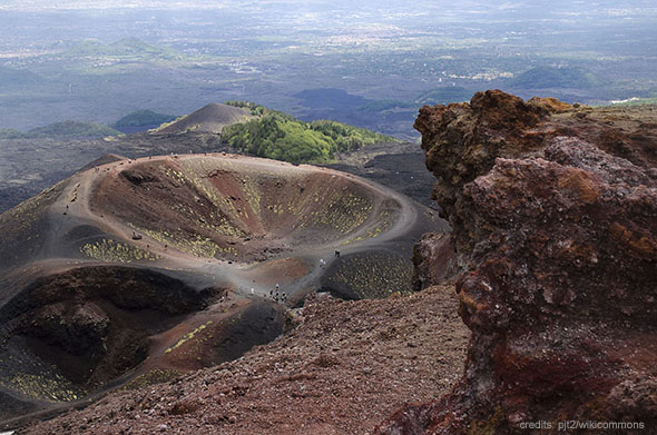 Etna tour with transfer from Syracuse