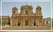 Visite guidate al centro storico barocco di Noto