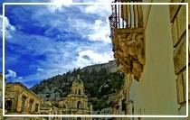 Visita guidata al centro storico di Scicli (RG)