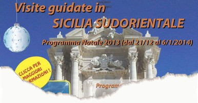 Walking tours for mixed groups in Syracuse Sicily
