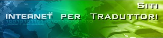 Realizzazione siti internet per traduttori