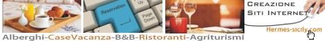 Realizzazione siti internet per strutture turistiche