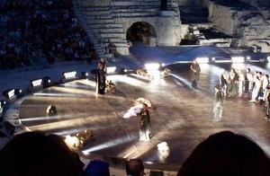 Rappresentazioni classiche al teatro greco di Siracusa