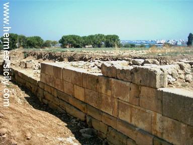 Megara Iblea: mura ellenistiche