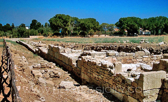 Fortificazioni di Megara Iblea