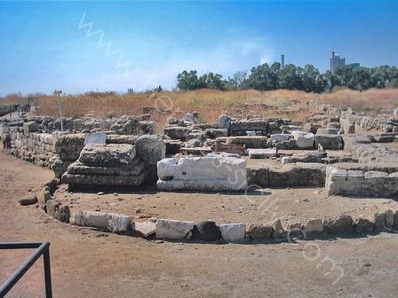 Megara Iblea: resti del santuario ellenistico