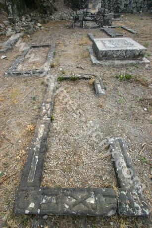 Noto Antica, resti della chiesa del carmine