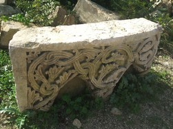 Noto Antica, ruderi della chiesa di San Michele