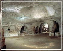 Siracusa - Catacombe di San Giovanni