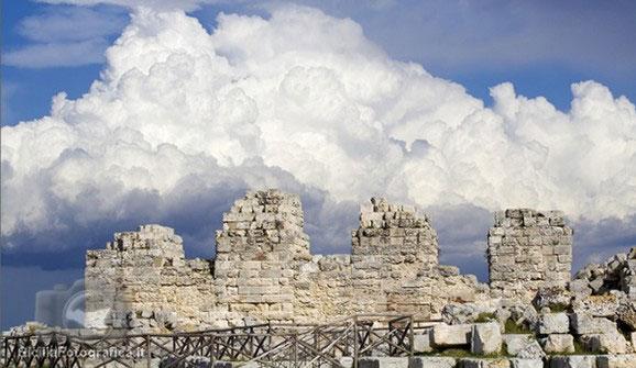 Il castello Eurialo di Siracusa