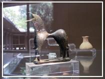 Cavalluccio di bronzo al museo Paolo Orsi